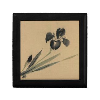 Iris Japanese Ukiyo-e Art Gift Box