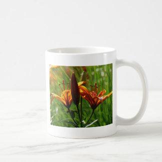 Iris, Lilly, Lily, DeepDream style Coffee Mug