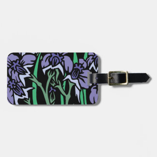 Iris Luggage Tag