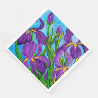 Iris Napkin Disposable Napkin