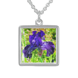 Iris Pendants