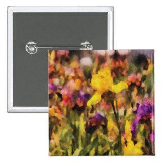 Iris - Orchestra Pinback Button