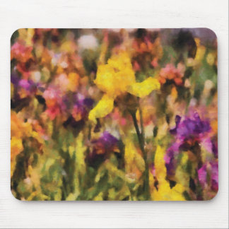 Iris - Orchestra Mouse Pad