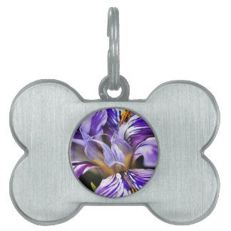 Iris Pet ID Tag