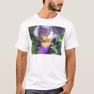 Iris Purple Bearded T-Shirt
