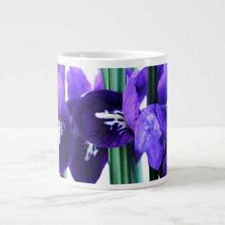 Iris Reticulata Jumbo Mug