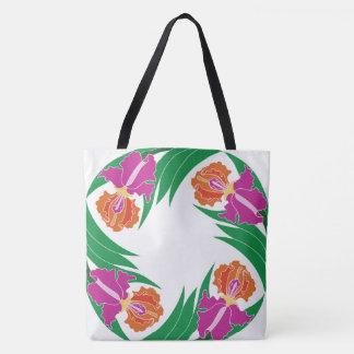 Iris Ring Tote Bag