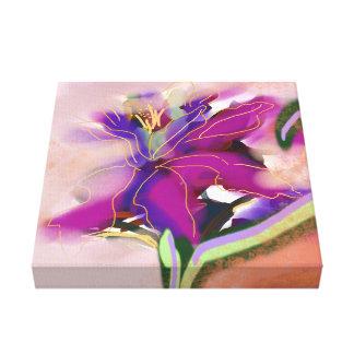 Iris Shades Canvas Print