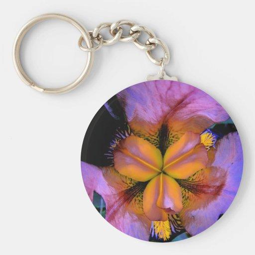 Iris, The Vivid Party- Goer Key Chains