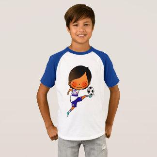 IRISCA&IBAIGO t-shirt soccer