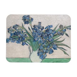 Irises, 1890 magnet