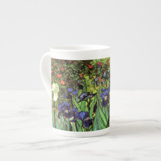 Irises by Van Gogh Fine Art China Mug