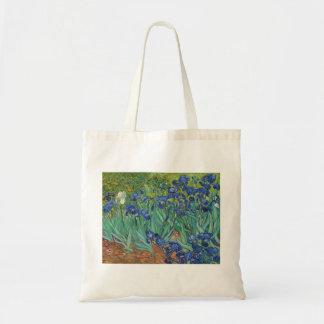 Irises by Vincent Van Gogh 1889 Bags