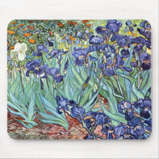 Irises by Vincent van Gogh 1898 Mouse Pad