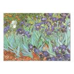 Irises by Vincent van Gogh Birthday Party Invites