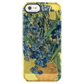Irises by Vincent Van Gogh Clear iPhone SE/5/5s Case