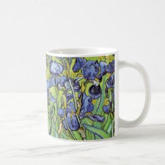 Irises by Vincent van Gogh Coffee Mug
