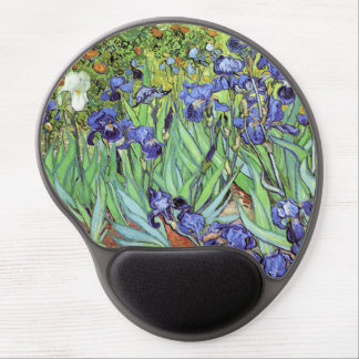 Irises by Vincent van Gogh Gel Mouse Pad