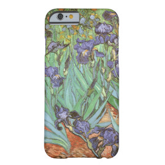 Irises by Vincent van Gogh, Vintage Flowers Art Barely There iPhone 6 Case
