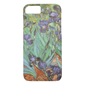Irises by Vincent van Gogh, Vintage Flowers Art iPhone 7 Case