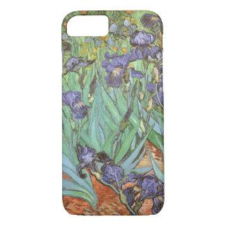 Irises by Vincent van Gogh, Vintage Flowers Art iPhone 7 Case