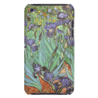Irises by Vincent van Gogh, Vintage Garden Flowers iPod Touch Case