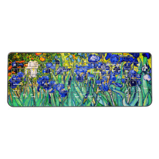 Irises By Vincent Van Gogh Wireless Keyboard