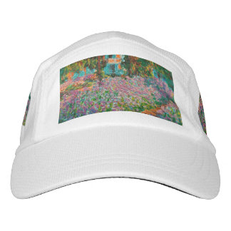 Irises In Monets Garden Hat