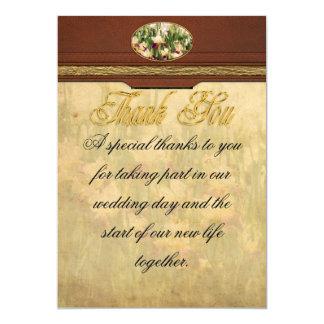 "Irises - Mildred Presby 1923 5"" X 7"" Invitation Card"
