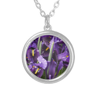 Irises Necklace