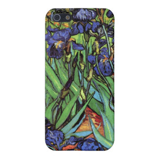 Irises, Saint-Remy, Van Gogh Cases For iPhone 5