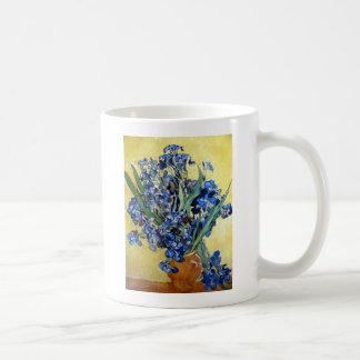 Irises, Vincent van Gogh Coffee Mug