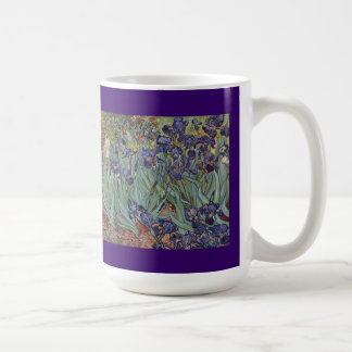 Irises - Vincent Willem van Gogh Coffee Mug