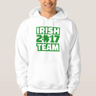 Irish 2017 team hoodie