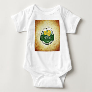 Irish #2 baby bodysuit