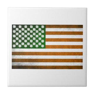 Irish American 015 Ceramic Tile