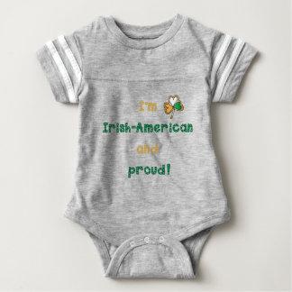 Irish-American Baby Baby Bodysuit
