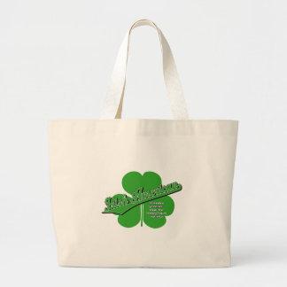 Irish American Tote Bags