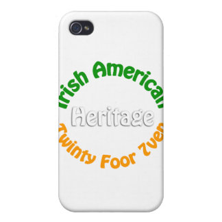 Irish American Cover For iPhone 4