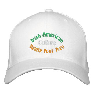 Irish American Culture Embroidered Baseball Caps