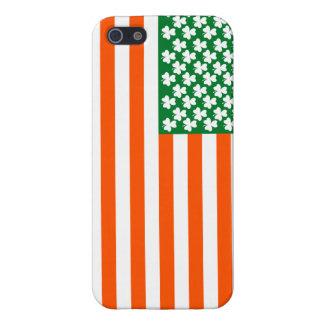 Irish American iPhone 5/5S Cases
