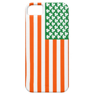 Irish American iPhone 5 Covers