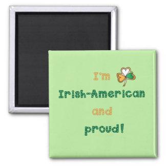 Irish-American Magnet