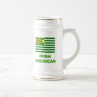 IRISH AMERICAN MUGS