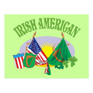 Irish American Post Cards