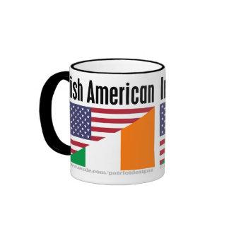 Irish American Ringer Mug