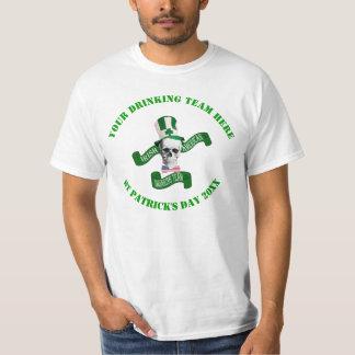 Irish American  St Patrick's day Tees