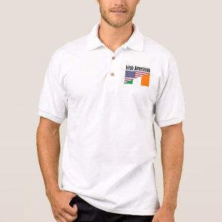Irish American Polo T-shirt