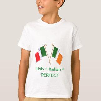 Irish and Italian Shirts