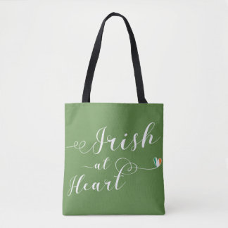 Irish At Heart Grocery Bag